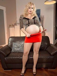 Pregnant BBW Pics